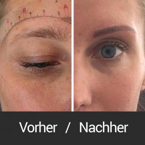 Permanent Make Up für junge Frauen aus Bruchsal im Großraum Karlsruhe