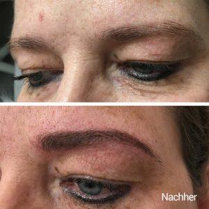 Permanent-Make-Up-Bruchsal-Augenbrauen-Ergebnis